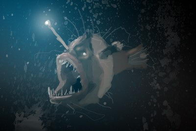angler fish facts for kids
